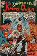 Superman's Pal, Jimmy Olsen Vol 1 124