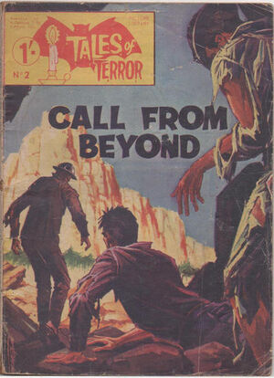 Tales of Terror Picture Library Vol 1 2