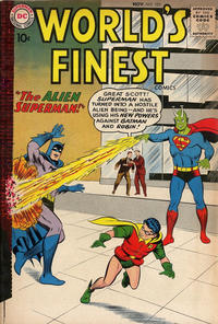 World's Finest Comics Vol 1 105