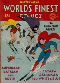 World's Finest Comics Vol 1 4