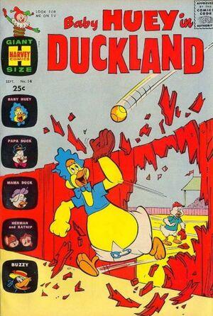 Baby Huey in Duckland Vol 1 14