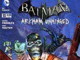 Batman: Arkham Unhinged Vol 1 13