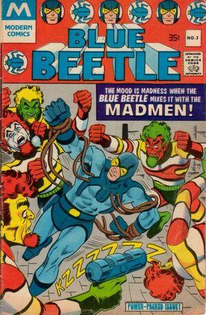 Blue Beetle Vol 5 3-B