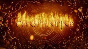 Constantine (TV Series) Logo 003
