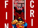 Final Crisis: Superman Beyond Vol 1 1