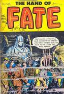 Hand of Fate (1951) Vol 1 25 (December 1954)