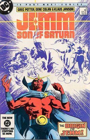 Jemm, Son of Saturn Vol 1 3