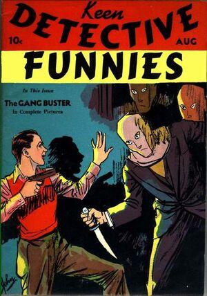 Keen Detective Funnies Vol 1 2
