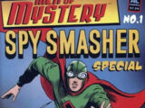 Men of Mystery Spy Smasher Special Vol 1 1