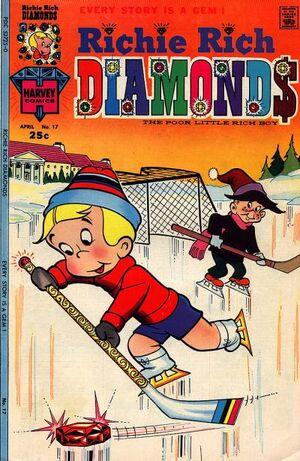 Richie Rich Diamonds Vol 1 17