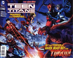 Teen Titans Vol 4 19