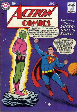 Action Comics Vol 1 242
