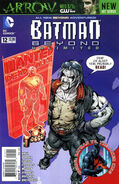 Batman Beyond Unlimited Vol 1 12