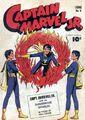 Captain Marvel, Jr. Vol 1 8