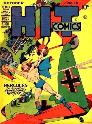 Hit Comics Vol 1 16