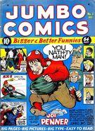 Jumbo Comics Vol 1 3