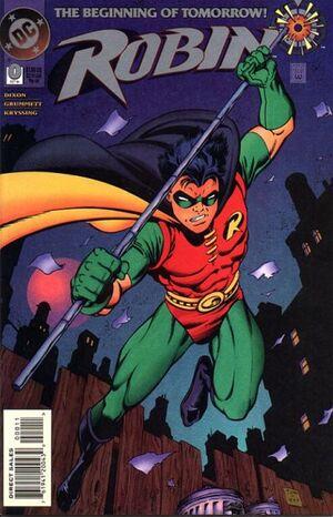 Robin Vol 4 0