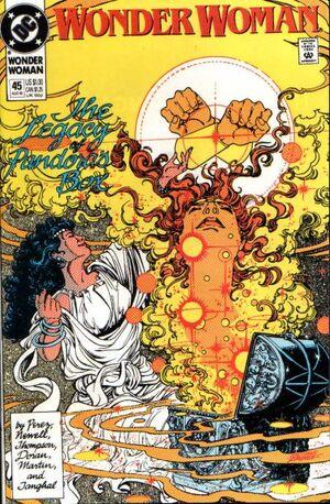 Wonder Woman Vol 2 45