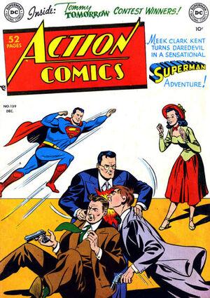 Action Comics Vol 1 139