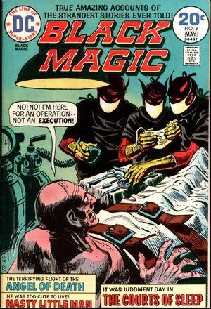 Black Magic (DC) Vol 1 3