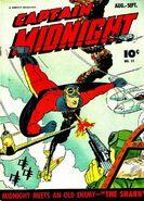 Captain Midnight Vol 1 33