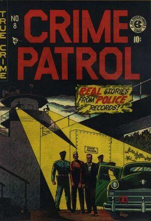 Crime Patrol Vol 1 8