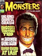 Famous Monsters of Filmland Vol 1 126