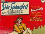 Star-Spangled Comics Vol 1 110
