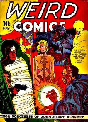 Weird Comics Vol 1 2
