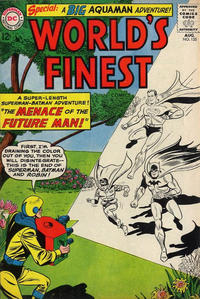 World's Finest Comics Vol 1 135