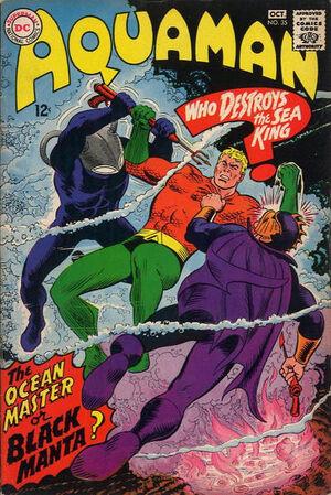 Aquaman Vol 1 35