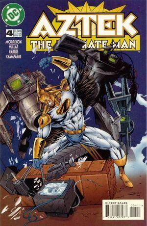 Aztek The Ultimate Man Vol 1 4