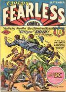 Captain Fearless Comics Vol 1 2