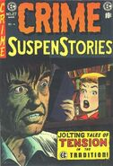 Crime SuspenStories Vol 1 27