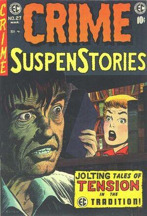 Crime SuspenStories Vol 1 27