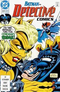 Detective Comics Vol 1 624