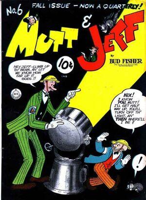 Mutt & Jeff Vol 1 6