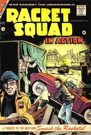 Racket Squad in Action Vol 1 27