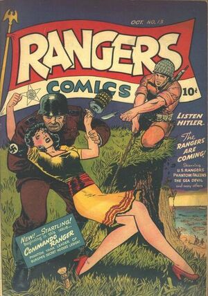 Rangers Comics Vol 1 13