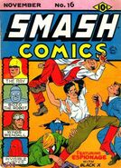 Smash Comics Vol 1 16