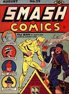 Smash Comics Vol 1 25