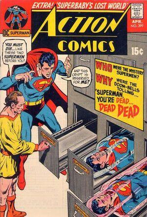 Action Comics Vol 1 399