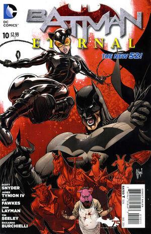 Batman Eternal Vol 1 10