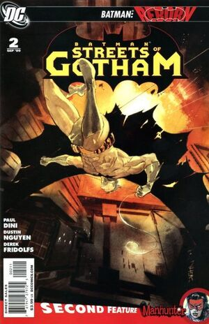 Batman Streets of Gotham Vol 1 2