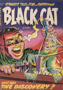 Black Cat Mystery Comics Vol 1 46