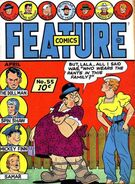 Feature Comics Vol 1 55