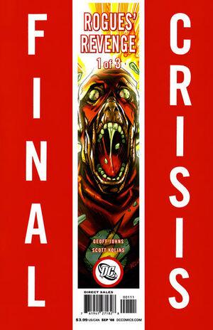 Final Crisis Rogues' Revenge Vol 1 1