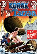 Korak Son of Tarzan Vol 1 52
