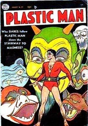 Plastic Man Vol 1 39