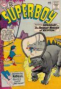 Superboy Vol 1 87